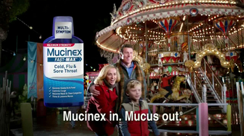 Mucinex Fast-Max TV Spot, 'Pinball Machine' - Thumbnail 9