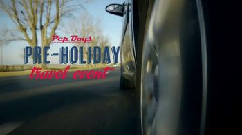 PepBoys Pre-Holiday Travel Event TV Spot