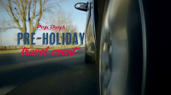 PepBoys Pre-Holiday Travel Event TV Spot