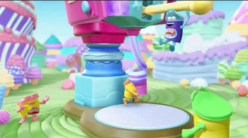 Play-Doh Plus Perfect Twist Ice Cream TV Spot - Thumbnail 1