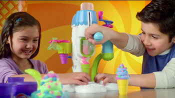 Play-Doh Plus Perfect Twist Ice Cream TV Spot - Thumbnail 3