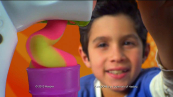 Play-Doh Plus Perfect Twist Ice Cream TV Spot - Thumbnail 4