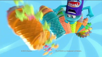Play-Doh Plus Perfect Twist Ice Cream TV Spot - Thumbnail 5