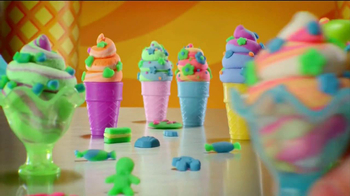Play-Doh Plus Perfect Twist Ice Cream TV Spot - Thumbnail 7