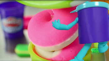 Play-Doh Plus Perfect Twist Ice Cream TV Spot - Thumbnail 8