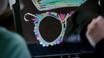 Crayola Dry-Erase Light-Up Board TV Spot - Thumbnail 8