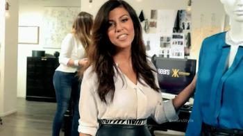Sears TV Spot Featuring Kim, Khloe and Kourtney Kardashian - Thumbnail 1