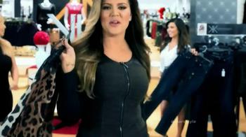 Sears TV Spot Featuring Kim, Khloe and Kourtney Kardashian - Thumbnail 3