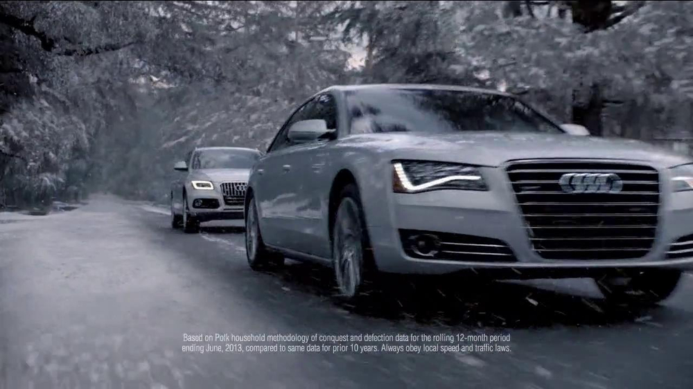 The Season Of Audi Event Tv Commercial Donation Ispot Tv