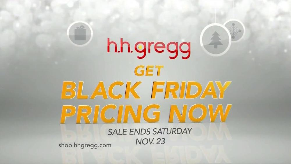 H H Gregg Black Friday Specials Tv Spot Ispot Tv
