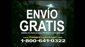 Light Angel TV Spot Con Anthony Sullivan [Spanish] - Thumbnail 9