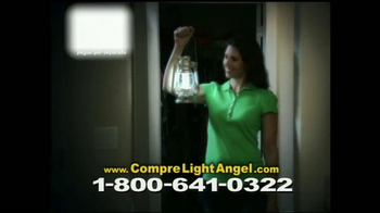 Light Angel TV Spot Con Anthony Sullivan [Spanish] - Thumbnail 8