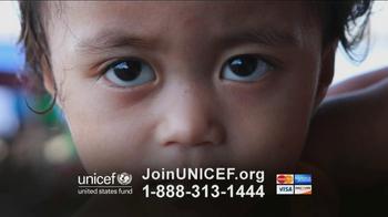 UNICEF TV Spot, 'Typhoon in Philippines' - Thumbnail 6