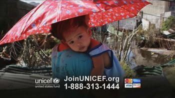 UNICEF TV Spot, 'Typhoon in Philippines' - Thumbnail 7