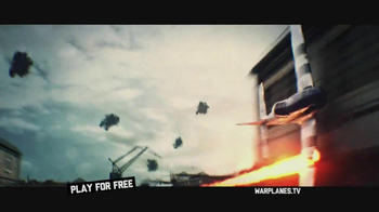 World of Warplanes TV Spot, 'Get Vertical' - Thumbnail 9