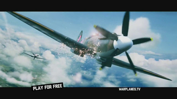 World of Warplanes TV Spot, 'Get Vertical' - 1699 commercial airings