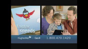 HughesNet Gen4 TV Spot, 'No Matter Where You Live' - 28300 commercial airings