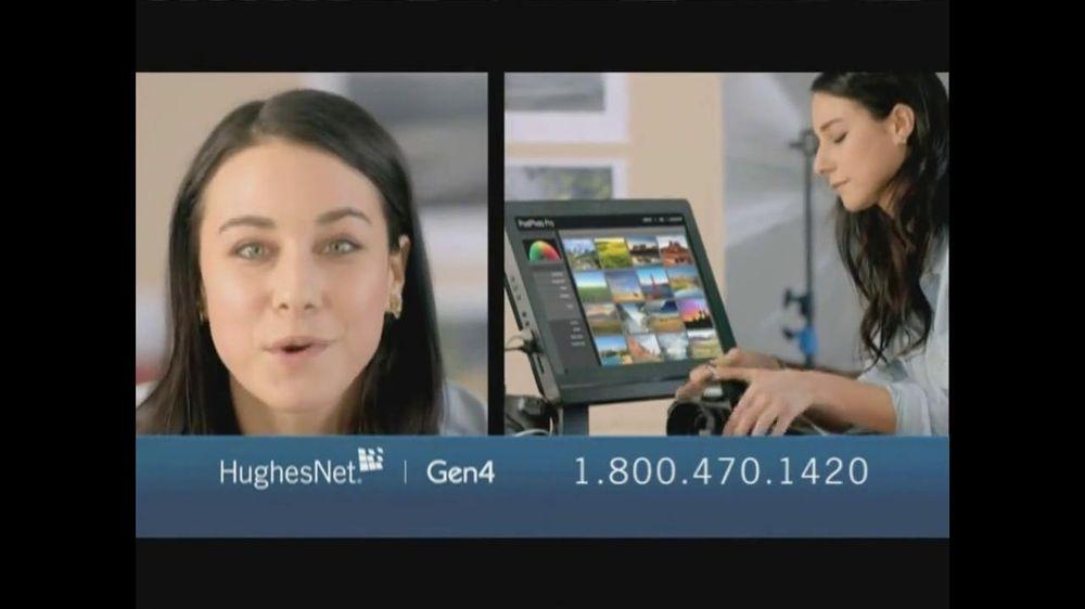 Hughesnet Gen4 Tv Commercial No Matter Where You Live Ispot Tv
