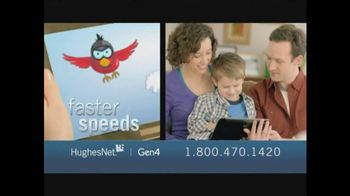 HughesNet Gen4 TV Spot, \'No Matter Where You Live\'