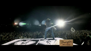 Wrangler Retro TV Spot, 'Long Live Cowboys' Featuring Jason Aldean - Thumbnail 3