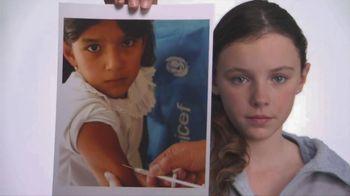 UNICEF TV Spot, 'Every Child' Featuring Sarah Jessica Parker