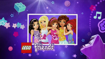 LEGO Friends TV Spot, 'Friends Forever!'