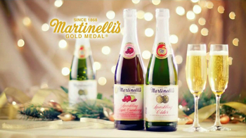 Martinelli's Gold Medal Sparkling Ciders TV Spot - Thumbnail 9