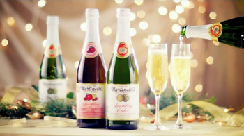 Martinelli's Gold Medal Sparkling Ciders TV Spot - Thumbnail 1