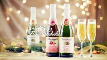 Martinelli's Gold Medal Sparkling Ciders TV Spot