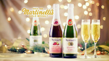 Martinelli's Gold Medal Sparkling Ciders TV Spot - Thumbnail 8