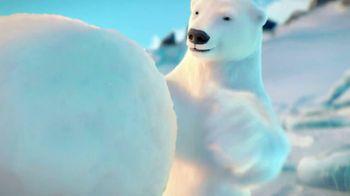 Coca-Cola 2014 Holiday TV Spot, 'Snow Polar Bear' - Thumbnail 3