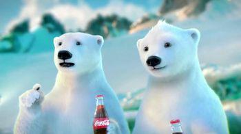 Coca-Cola 2014 Holiday TV Spot, 'Snow Polar Bear' - Thumbnail 4