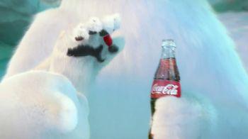 Coca-Cola 2014 Holiday TV Spot, 'Snow Polar Bear' - Thumbnail 7