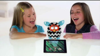 Furby Boom TV Spot, 'Shower' - Thumbnail 5