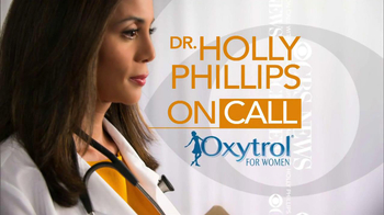 Oxytrol TV Spot, 'Dr. Holly Phillips' - Thumbnail 8