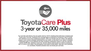 Toyota Fall Sales Event: Prius TV Spot, 'Final Days'  - Thumbnail 9