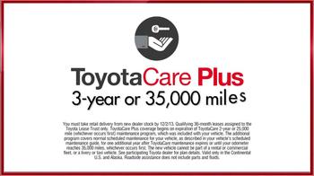 Toyota Fall Sales Event: Prius TV Spot, 'Final Days'  - Thumbnail 8