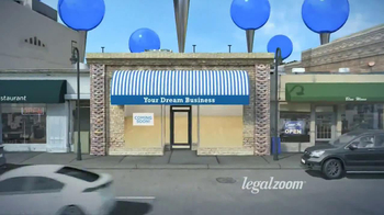 Legalzoom.com TV Spot, 'Business Dream Into Reality' - Thumbnail 6