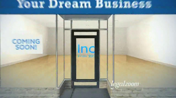 Legalzoom.com TV Spot, 'Business Dream Into Reality' - Thumbnail 7