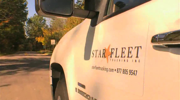 Star Fleet Trucking TV Spot - Thumbnail 5