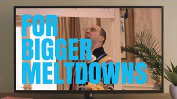 Google Chromecast TV Spot, 'For Bigger Meltdowns'