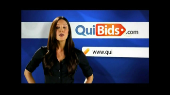 Quibids.com TV Spot, 'Over 30 Products' - Thumbnail 7