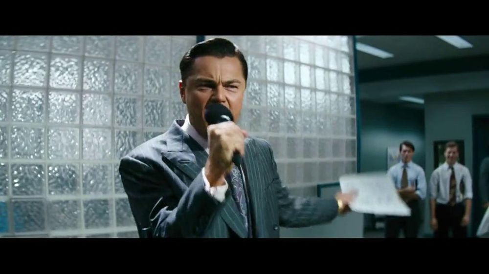 The Wolf of Wall Street TV Movie Trailer
