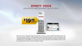 Xfinity Voice TV Spot, 'Save Big' - Thumbnail 10