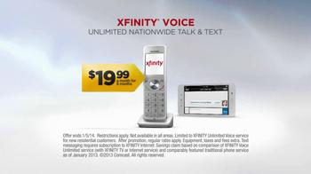 Xfinity Voice TV Spot, 'Save Big' - Thumbnail 8