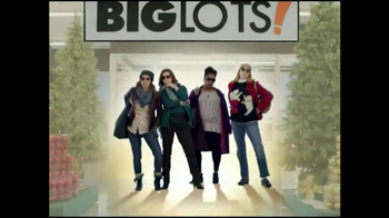 Big Lots Holiday Shopping TV Spot