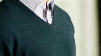 JoS. A. Bank Traveler Cashmere Sweaters TV Spot - Thumbnail 8