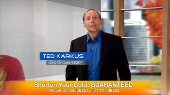 Cold EEZE Plus Natural Immune Support TV Spot - Thumbnail 8