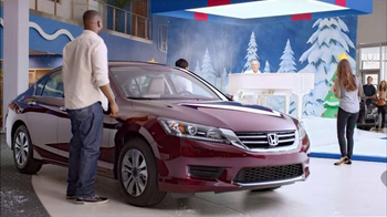 Honda Happy Honda Days: Accord TV Spot, 'Cue the Bolton' Ft. Michael Bolton - Thumbnail 7