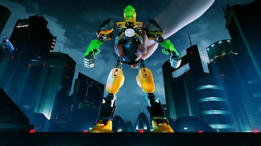 Lego Hero Factory Brain Attack Tv Commercial Attack Ispottv